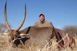 Waterbuck Hunt